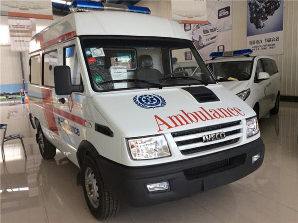 依维柯救护车,宝迪A32救护车,依维柯宝迪救护车